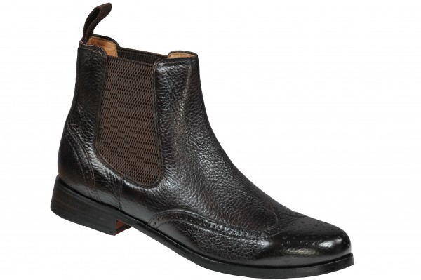 Chelsea Boot in Braun Modell Martina G